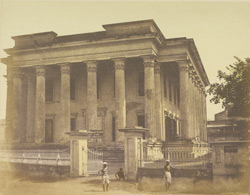 Metcalfe Hall, Calcutta
